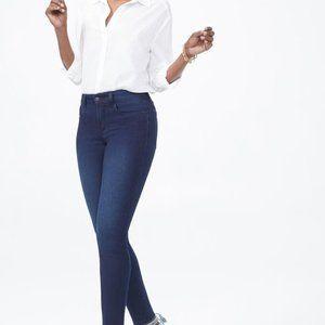 NYDJ Alina Legging Jeans Size 6
